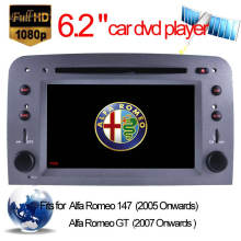 Special Car DVD Player for Alfa Romeo 147/ Alfa Romeo Gt GPS Navigation (HL-8805GB)
