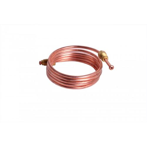 Copper Capillary Tube dengan Nut