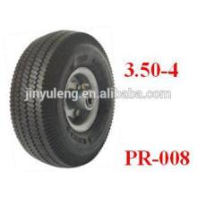 10х3.50-4 пневматические резиновые колеса для ручной тележки/ колесо Барроу