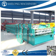CE Approved PPGI Glazed Tile Forming Machine