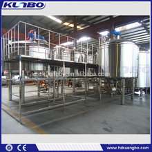 4000L commercial beer brewery equipment for sale