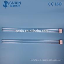 Heißeste 187nm Ozon-UV-Lampe für Abgas- und Rauchreinigung