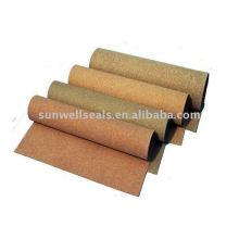 Резиновый пробковый лист Sunwell