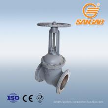 wholesale big stocks in russian gost standard gate valve pn25 russia 12815