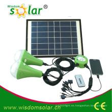 Lámpara de lectura solar brillante de China fábrica CE con luces LED y solar panel(JR-SL988)
