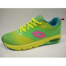 Candy Color Zapatillas de running de estilo joven con suela de cojín de aire
