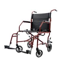 Foldable Manual Wheelchair Aluminium Steel with Multi Color