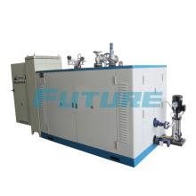 Caldeira de vapor elétrica de alta eficiência para processamento de leite
