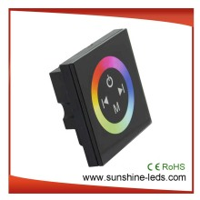 LED RGB Touch Panel Controller (WiFi, DMX, IR, RF, SD Karte, Touch)