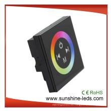 Regulador del RGB del LED (WiFi, DMX, IR, RF, tarjeta del SD, tacto)