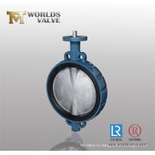 Китай производитель JIS 10k вафельные клапан-бабочка