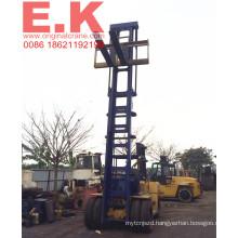 Used Japan Diesel Engine Forklift Komatsu 15ton (FD150-7)