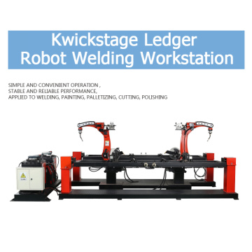 Kwikstage Lejar Robot Workstation