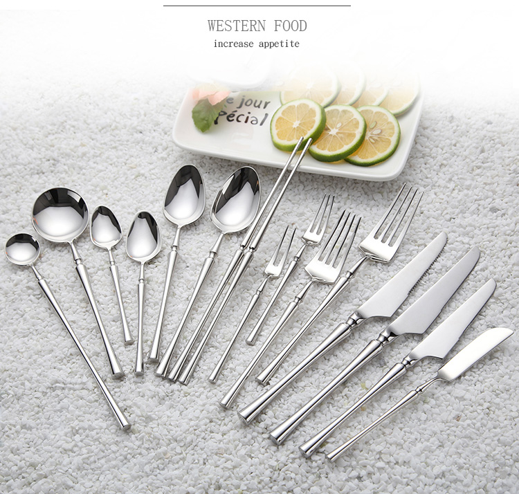 Airline hotel purchase cutlery set