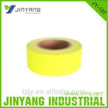 colored high visibility reflective T/C fabric for sewing
