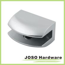Support en verre de porte de salle de douche en laiton (BH609)