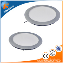China manufaturer AC85-265v dimmable led panel light price CE ROHS certification