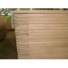 Madera contrachapada del suelo del camión, madera contrachapada del suelo del envase de 30m m con 21 capas Eculyptus Core