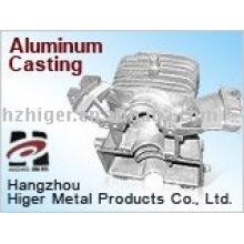 alumínio fundição maquinaria luz montagem auto peça