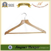 Modischer Luxus Holz Kleiderbügel für Kleider