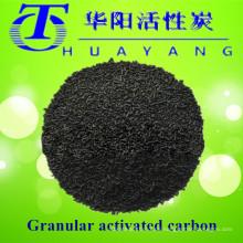 Kohlebasierter säulenförmiger Aktivkohlefilterbeutel