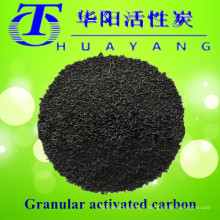 Bolsa de filtro de carbono ativado por coluna com base em carvão