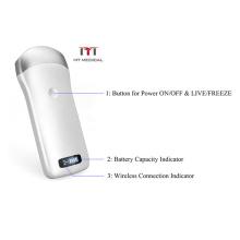 Mini Wifi Portable Wireless ultrasound machine probe scanner for Android&ios&Windows