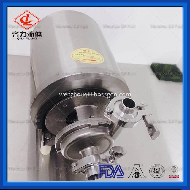 Stainless Steel Pump 2