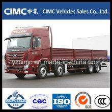 Hyundai 8X4 Cargo Truck 360HP Heavy Duty Truck