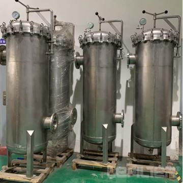 Многослойный рукавный фильтр из нержавеющей стали для растительного масла