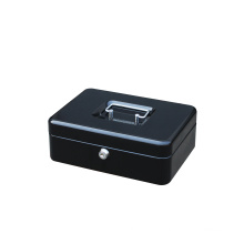 China Factory Steel Material Office Stationary Cash Storage Money Saving Safety Boxes
