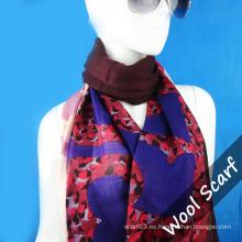 Chal de lana para el invierno