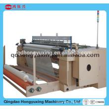 High production air jet loom for gauze/gauze medical machine