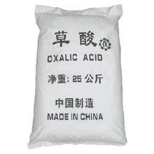 Oxalsäure, Oxalsäure 99,6%, Oxalsäure verfeinern, 99,6%