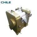 Conventional three roller milling equipment