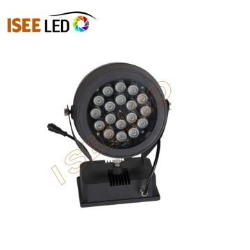 Projecteur LED rond dimmable 18W Power