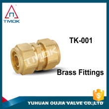 """High Quality Brand New 1/2"""" to 2"""" Brass Sanitary Quick Install Male Threaded Pipe Fitting"""