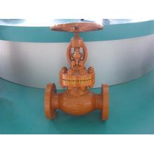 Válvula de globo estándar BS