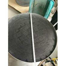 Monolithe métallique pour groupe électrogène diesel