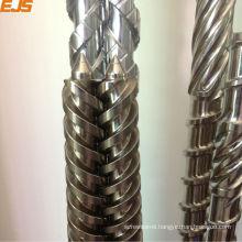 ferrum based bimetallic conical twin screw and barrel