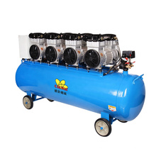 Low Noise Cheap Piston Air Compressor Oil Free Low-noise Portable Piston Mini Air-Compressor