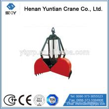 Einfach zu bedienen Top-Qualität hydraulische Grab Crane