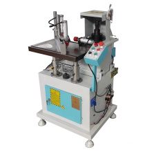 Industrial end face milling machine for aluminum window profile