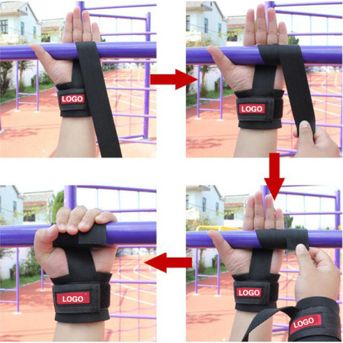 Power Lifting Wrist Straps