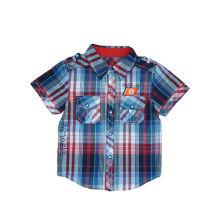 Popular Kids Clothes, Fashion Boy Shirt (BS028)