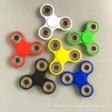 Finger Spinner para el autismo y el tiempo de rotación Adhd Long Anti Stress Toys