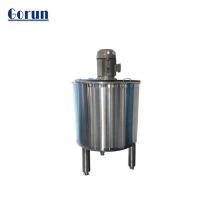 Máquina De Misturador De Manteiga De Alimentos; Tanque Misturador para Mistura de Espuma de Banho; Máquina de fazer xampu