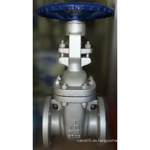 Válvula de compuerta no levantada de la cuña (Z41H)