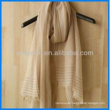 Men's factory wholesale elegant scarf cotton