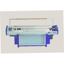 Machine à tricoter plat Jacquard informatisée de 8 po (8 po) Machine de tricot à plat (TL-252S)
